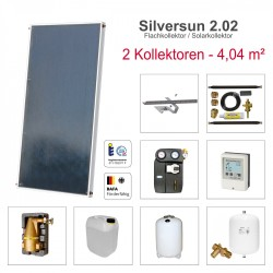 Silversun pack solaire 2